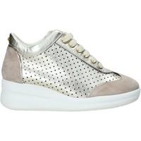 Sapatos Mulher Sapatilhas Melluso HR20221 Ouro