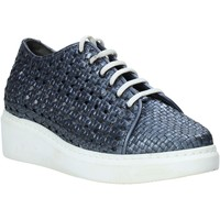 Sapatos Mulher Sapatilhas Melluso HR20707 Azul
