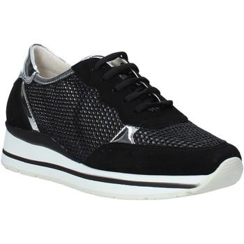 Sapatos Mulher Sapatilhas Melluso HR20033 Preto