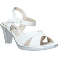Sapatos Mulher Sandálias Melluso HR50137 Prata