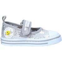 Sapatos Rapariga Sapatilhas de ténis Primigi 7445522 Prata