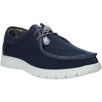Sapatos Homem Mocassins IgI&CO 7118066 Azul