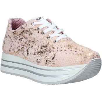 Sapatos Mulher Sapatilhas IgI&CO 7152433 Rosa