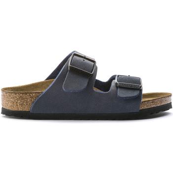 Sapatos Criança Chinelos Birkenstock 552903 Azul