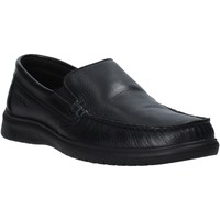 Sapatos Homem Mocassins Enval 7213000 Preto