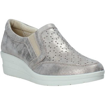 Sapatos Mulher Slip on Enval 7271100 Bege