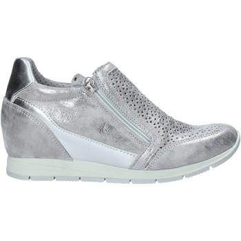 Sapatos Mulher Slip on Enval 7277000 Cinzento