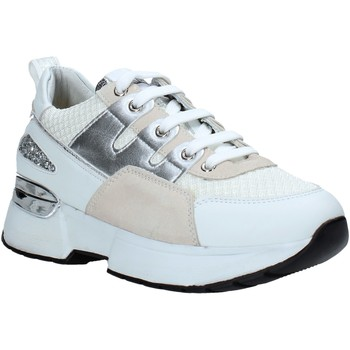 Sapatos Mulher Sapatilhas Keys K-4400 Branco