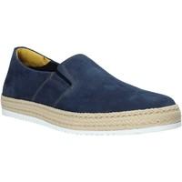 Sapatos Homem Mocassins Valleverde 20890 Azul
