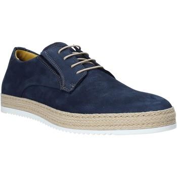 Sapatos Homem Sapatos Valleverde 20891 Azul