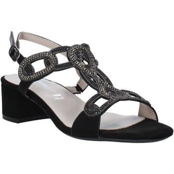 Sapatos Mulher Sandálias Valleverde 45140 Preto