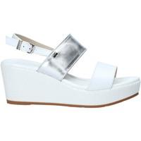 Sapatos Mulher Sandálias Valleverde 32212 Branco