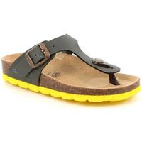 Sapatos Criança Chinelos Grunland CB0927 Verde