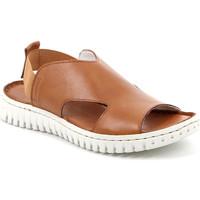 Sapatos Mulher Sandálias Grunland SA2335 Castanho