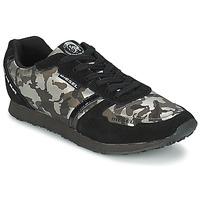 Sapatos Mulher Sapatilhas Diesel CAMOUFLAGE Preto