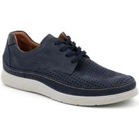 Sapatos Homem Sapatilhas Grunland SC5197 Azul