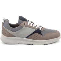 Sapatos Homem Sapatilhas Grunland SC5100 Cinzento