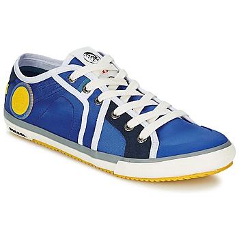 Sapatos Homem Sapatilhas Diesel Basket Diesel Azul