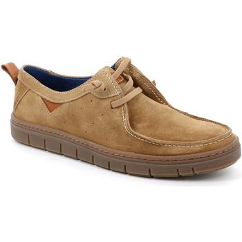 Sapatos Homem Mocassins Grunland SC5034 Bege