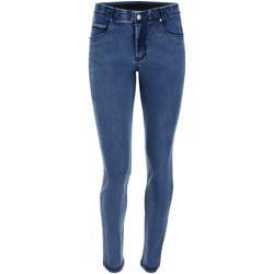 Textil Mulher Gangas Skinny Freddy BLACK1RS101 Azul
