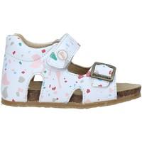 Sapatos Criança Sandálias Falcotto 1500737 11 Branco