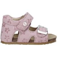 Sapatos Rapariga Sandálias Falcotto 1500737 15 Rosa