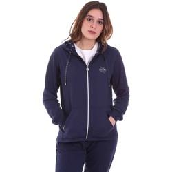 Textil Mulher Sweats Key Up 5F741 0001 Azul