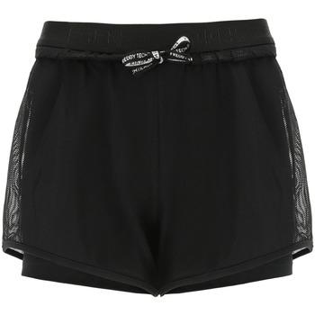 Textil Mulher Shorts / Bermudas Freddy S1WTBP7 Preto