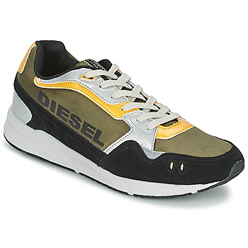 Sapatos Homem Sapatilhas Diesel Basket Diesel Cáqui