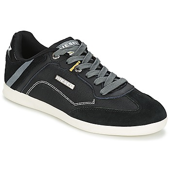 Sapatos Homem Sapatilhas Diesel Basket Diesel Preto