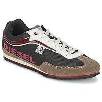 Sapatos Homem Sapatilhas Diesel Basket Diesel Castanho