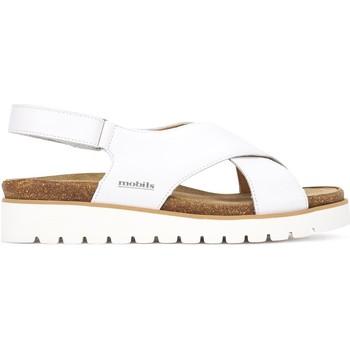 Sapatos Mulher Sandálias Mephisto P5131063 Branco
