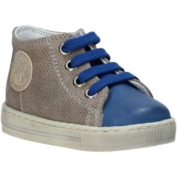 Sapatos Criança Sapatilhas de cano-alto Falcotto 2014600 01 Bege