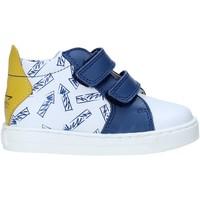Sapatos Criança Sapatilhas Falcotto 2014643 01 Branco
