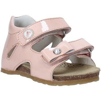 Sapatos Rapariga Sandálias Falcotto 1500821 04 Rosa