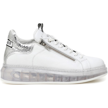 Sapatos Mulher Sapatilhas Café Noir DE1310 Branco