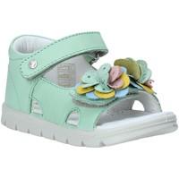 Sapatos Rapariga Sandálias Falcotto 1500891 01 Verde