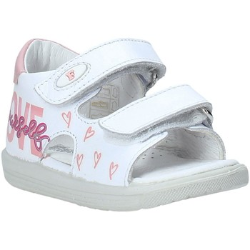 Sapatos Rapariga Sandálias Falcotto 1500899 02 Branco