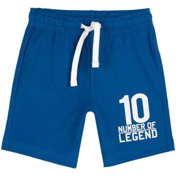 Textil Criança Shorts / Bermudas Chicco 09052926000000 Azul