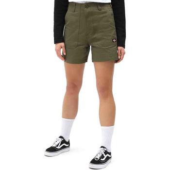 Textil Mulher Shorts / Bermudas Dickies DK0A4XBXMGR1 Verde