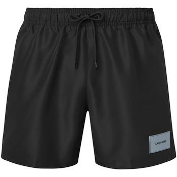Textil Homem Fatos e shorts de banho Calvin Klein Jeans KM0KM00574 Preto