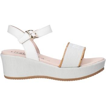 Sapatos Rapariga Sandálias Alviero Martini 0647 0911 Branco