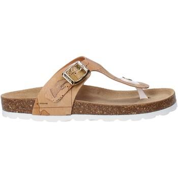 Sapatos Criança Chinelos Alviero Martini E187 8391 Castanho