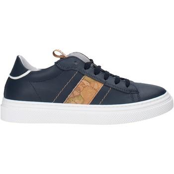 Sapatos Criança Sapatilhas Alviero Martini 0650 0191 Azul