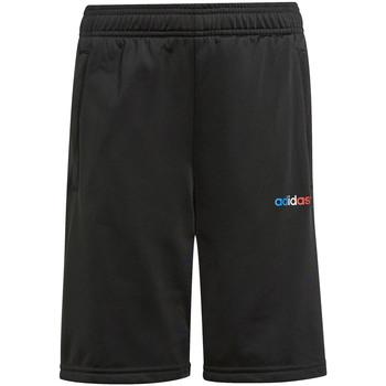Textil Criança Shorts / Bermudas adidas Originals GN7509 Preto