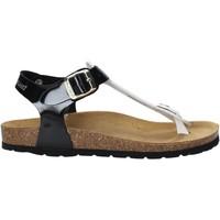 Sapatos Criança Sandálias Grunland SB1526 Preto