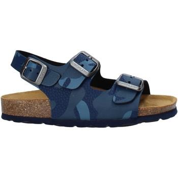 Sapatos Criança Sandálias Grunland SB1681 Azul