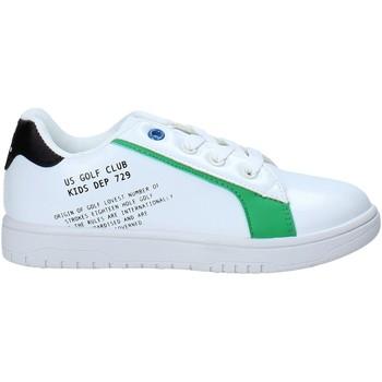 Sapatos Criança Sapatilhas U.s. Golf S21-S00UK811 Branco
