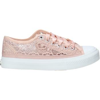 Sapatos Rapariga Sapatilhas Miss Sixty S21-S00MS714 Rosa