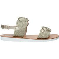 Sapatos Rapariga Sandálias Miss Sixty S21-S00MS786 Ouro